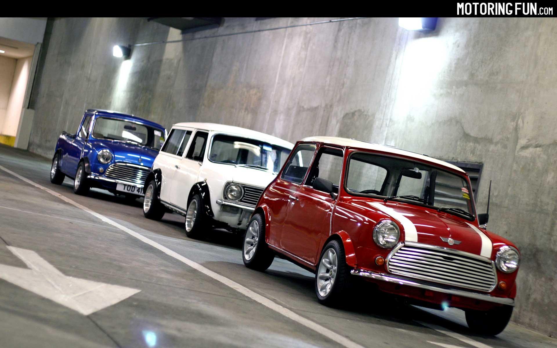 Mini Cooper Wallpaper Hd >> Classic Mini | MotoringFun.com