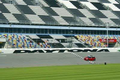 MINIs at Daytona