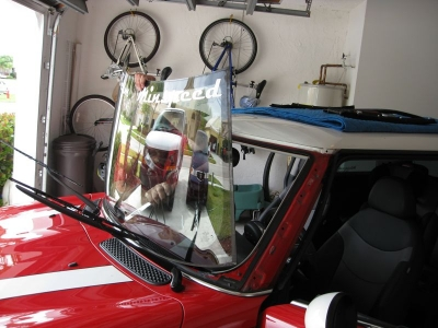 MINI Cooper Windshield Replacement