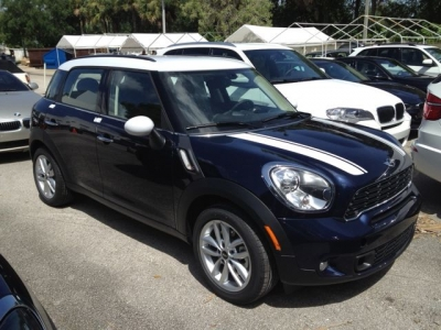 MATH-U - the 2012 MINI Cooper S Countryman