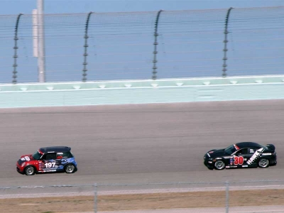 RSR Motorsports Compete at Homestead Miami Speedway