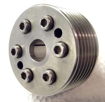 Minspeed 15% pulley