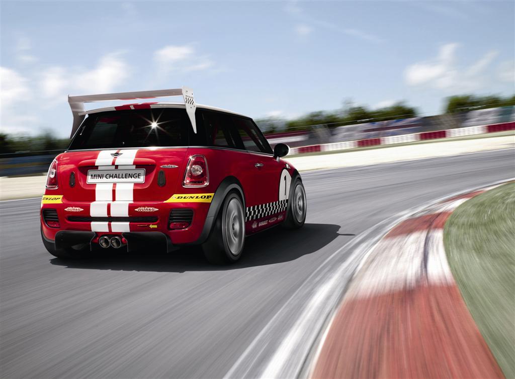 The New Mini John Cooper Works Challenge Motoringfun