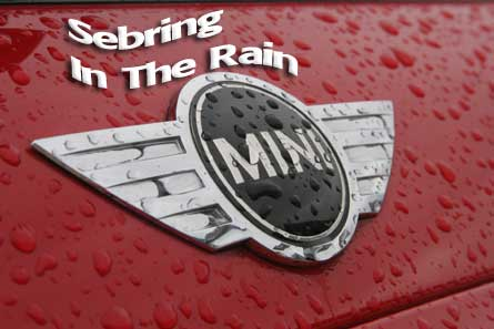 Sebring In The Rain