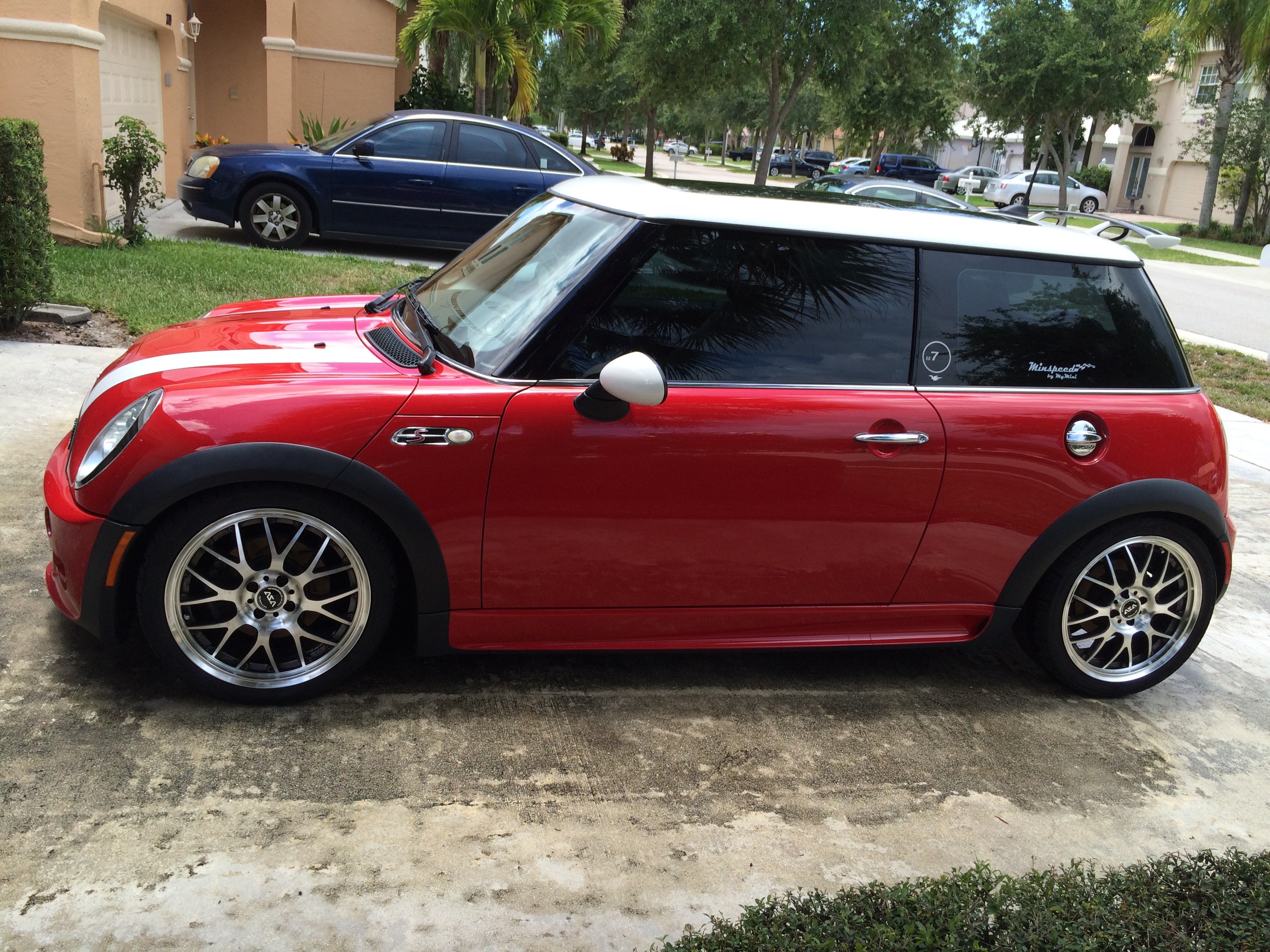 clubman speed top un cars mini cooper door