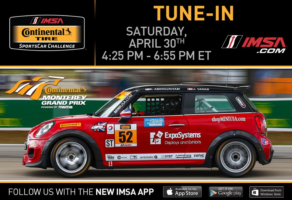 Watch The Mini Jcw Team Live Today At 425pm Et Motoringfuncom