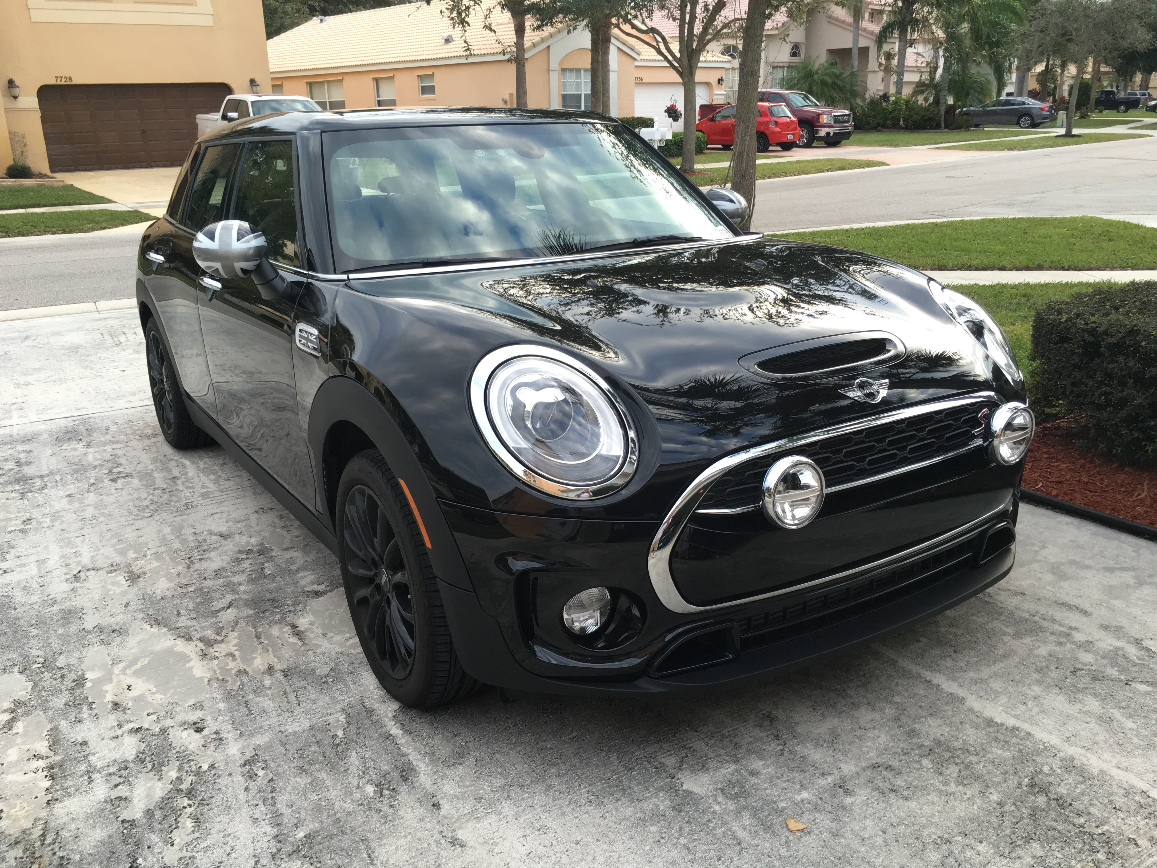 Month Long 2016 Mini Cooper S Clubman Review